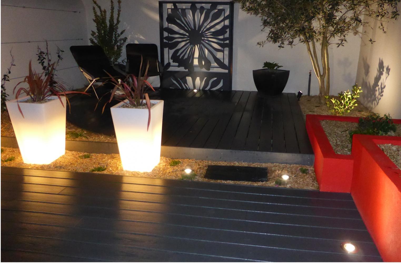 3 conseils pour r ussir son accueil au jardin jardinier - Mobilier jardin lumineux ...