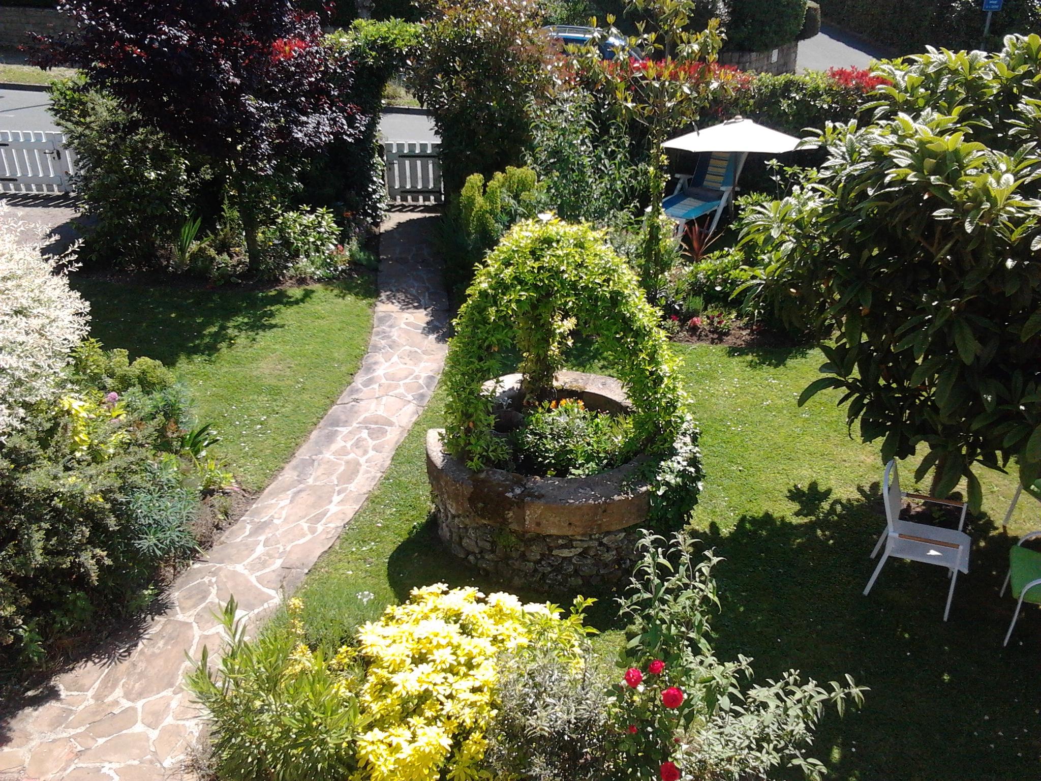 Jardin familial reposant sur nantes 44 jardinier conseil for Conseil de jardinier