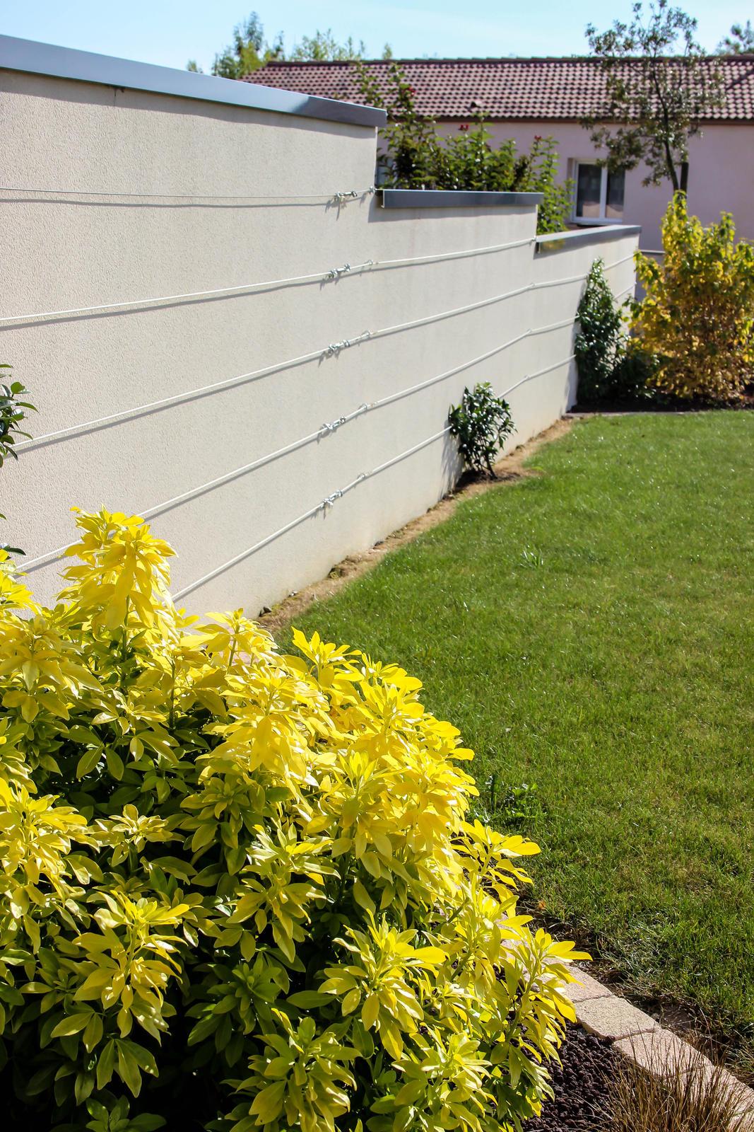 3 moyens de masquer un mur disgracieux jardinier conseil. Black Bedroom Furniture Sets. Home Design Ideas
