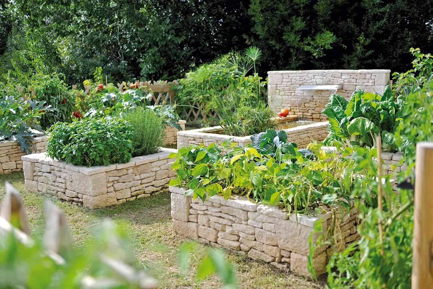 Le potager se cultive toutes les sauces jardinier conseil for Bac a potager pas cher