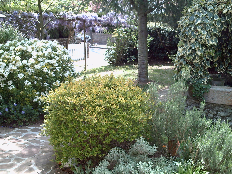 Jardin familial reposant sur nantes 44 jardinier conseil for Jardinier paysagiste nantes