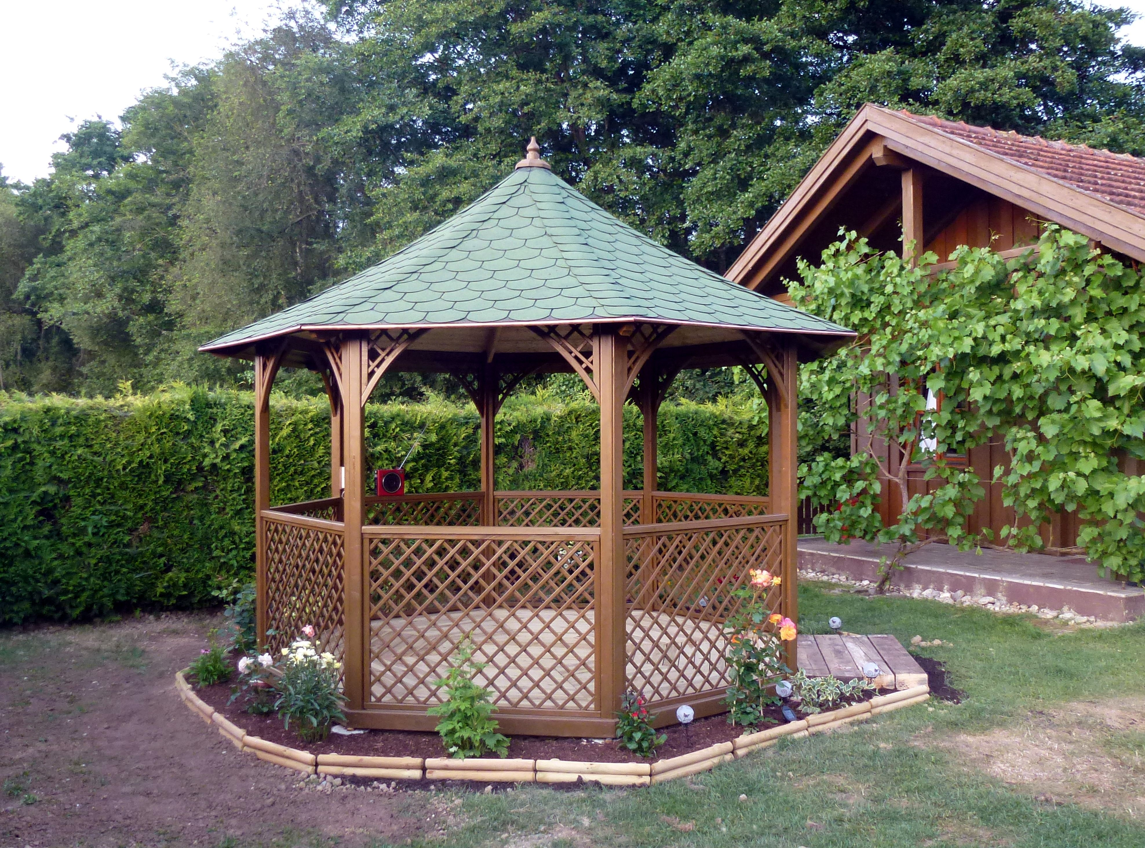 10 moyens d obtenir de l ombre au jardin jardinier conseil - Deco jardin chinois ...