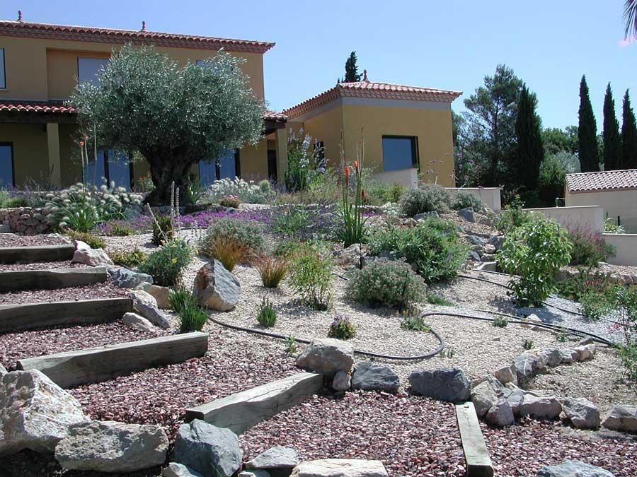 5 ambiances pour s inspirer au jardin jardinier conseil for Amenagement jardin sans entretien