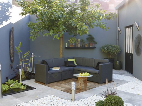 Awesome Idee Decoration Terrasse Gallery - Design Trends 2017 ...