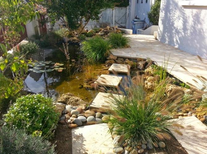 7 id es d am nagements pour petits jardins jardinier conseil - Petit jardin avec bassin ...