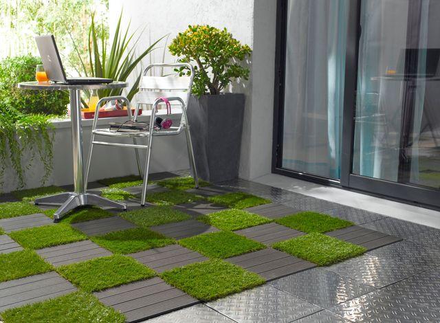 une alternative la pelouse synth tique jardinier conseil. Black Bedroom Furniture Sets. Home Design Ideas