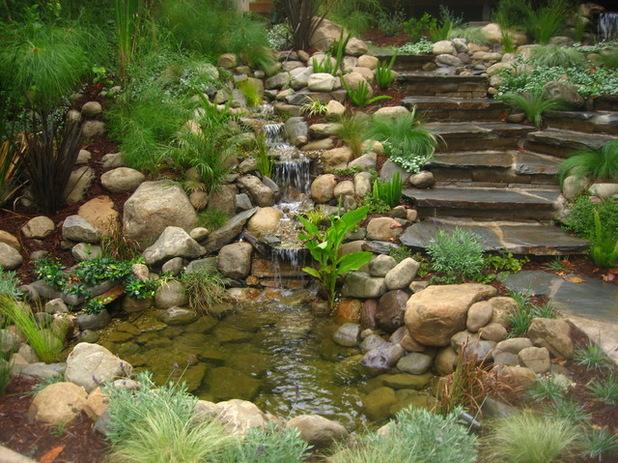 Bevorzugt 3 moyens d'apprivoiser un jardin en pente | Jardinier Conseil DB85